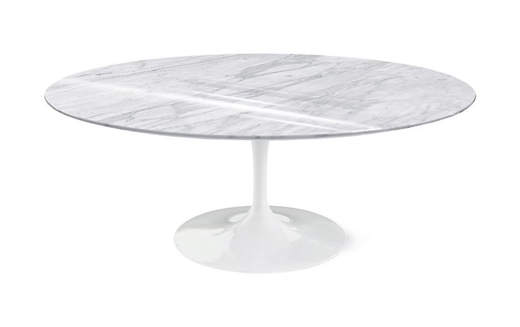 Saarinen Low Oval Coffee Table $2477