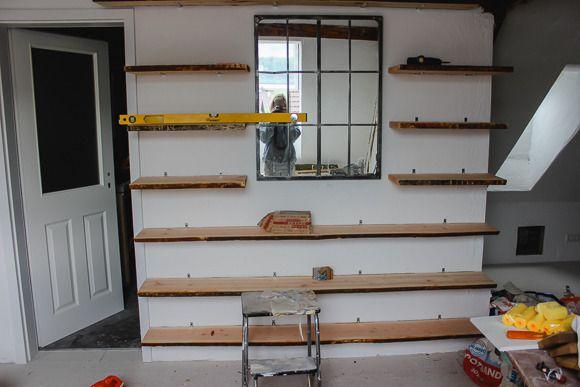 Also manche Projekte, die man so macht, die sind extrem schnell klar... aus organisatorischen Gründen... Weil man nämlich... Platz braucht...