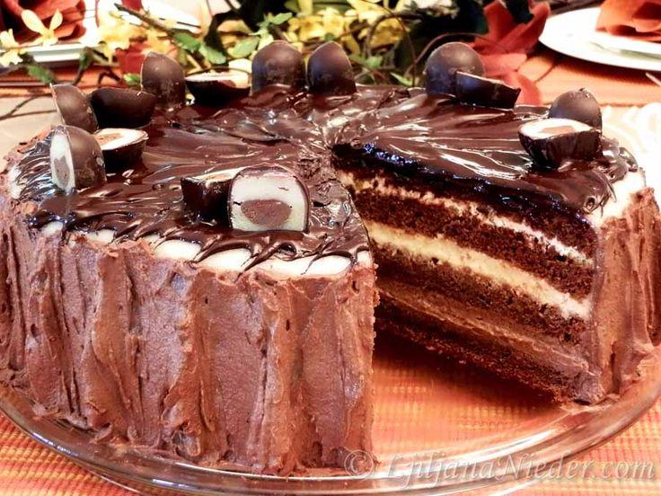 Mozart torta