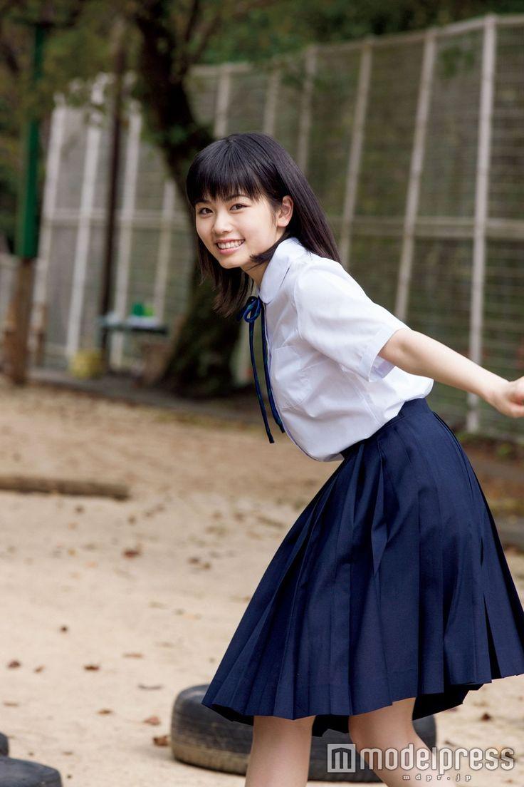 小芝風花/写真集「風の名前」より(ワニブックス刊、撮影:橋本雅司)