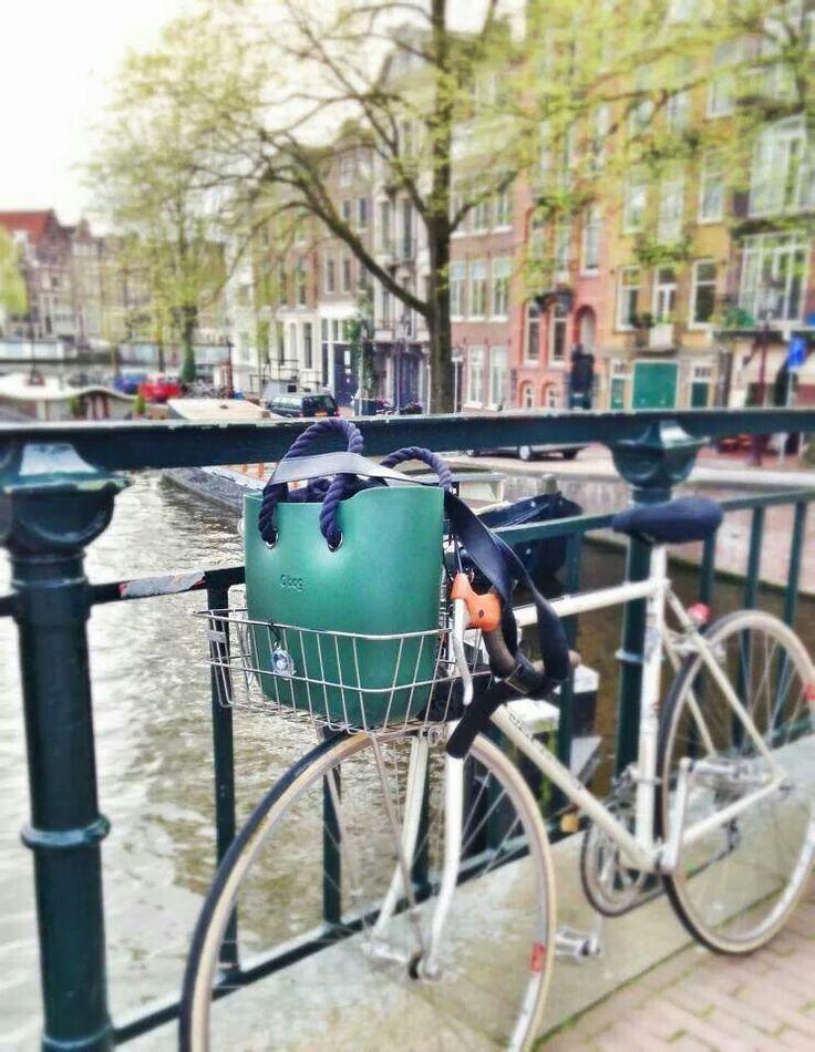 Obag @the bike