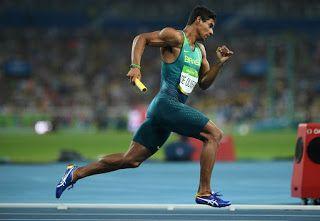 Blog Esportivo do Suíço:  Grã-Bretanha é desclassificada, e Brasil volta à final no 4x400m masculino após 24 anos