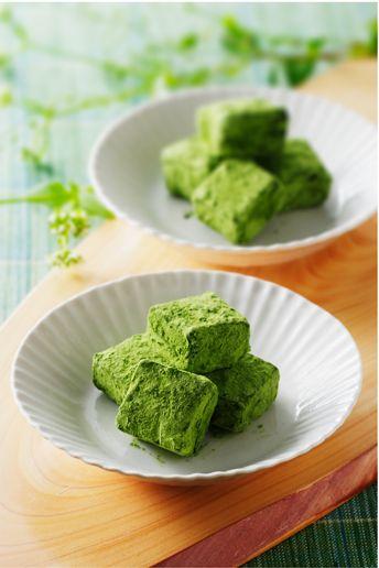 Aiya Matcha Recipe - Matcha Soft Caramels