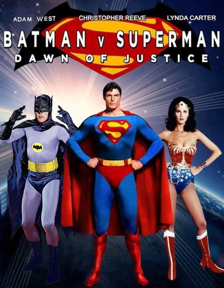 Lmh Classic Dawn Of Justice Superman Dc Comics Wallpaper Superhero