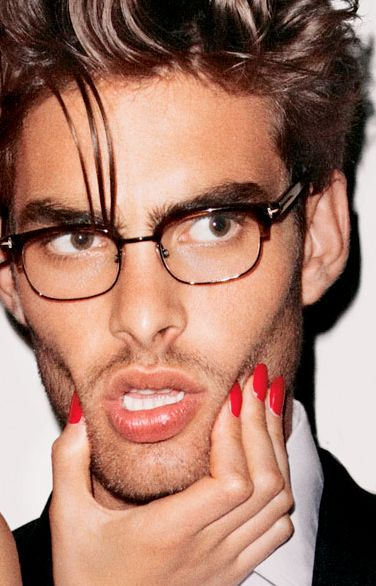 Fashionably Fly: Model Focus: Jon Kortajarena Model used for Once Upon a Tartan by Grace Burrowes???