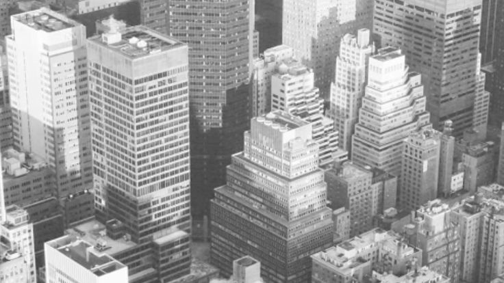 """Delirious New York"" Manhattanism 005 - Carlalberto Amadori"