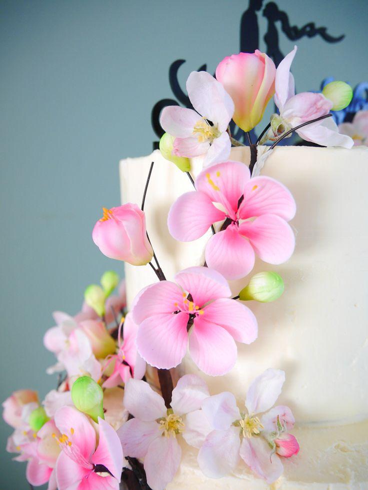 Wedding cake by Even naar Eef #patisserie #wedding #weddingcake #bruidstaart #bruiloft #nijmegen