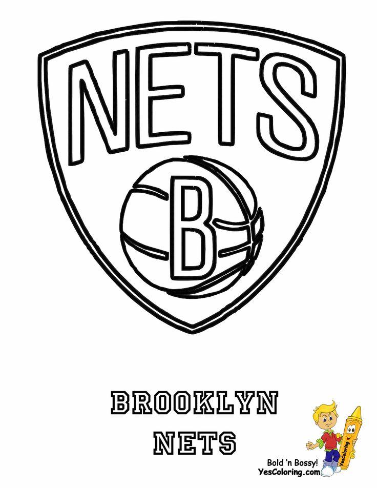 Buzzer Beater Basketball Coloring Sheets NBA Basketball