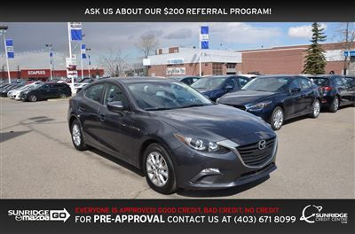 2015 Mazda MAZDA3 GS, REMOTE STARTER, HEATED SEATS, BACK UP CAM - Calgary