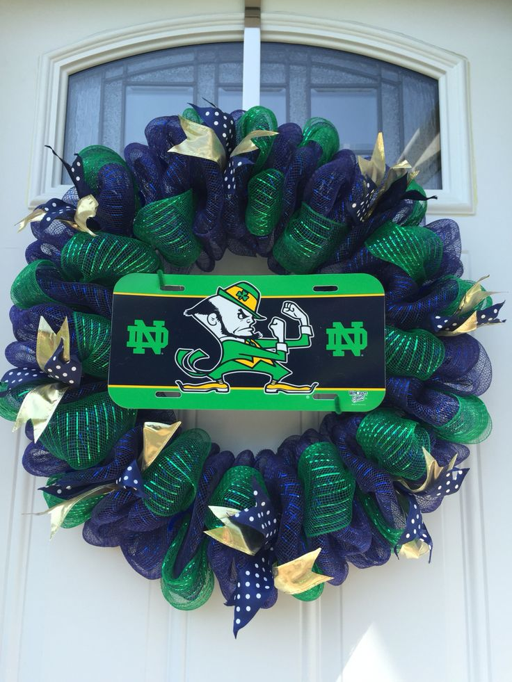 17 Best Images About Crafts On Pinterest Fighting Irish