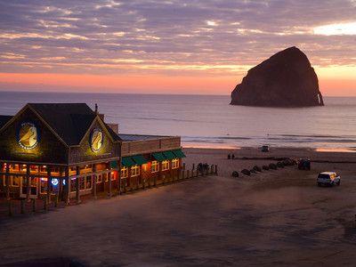 Pacific City - Oregon Coast