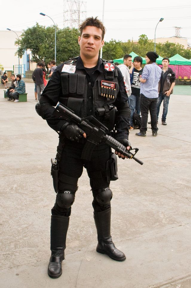 cosplay umbrella soldier by DavisonOtaku | USS / UBCS ...