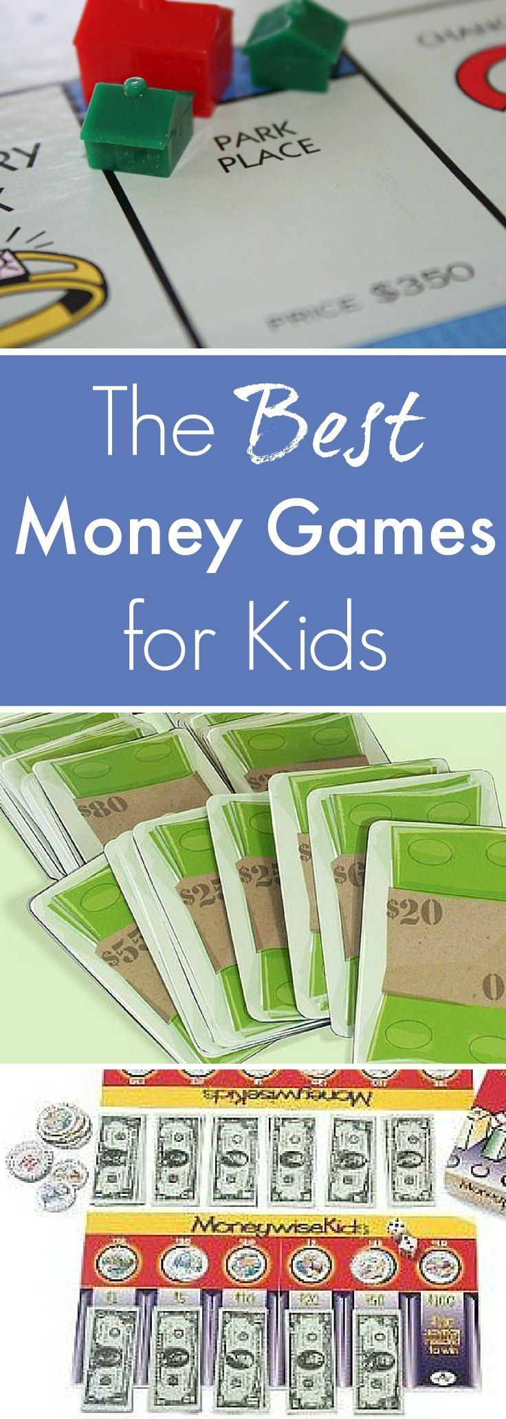 The Best Money Games for Kids