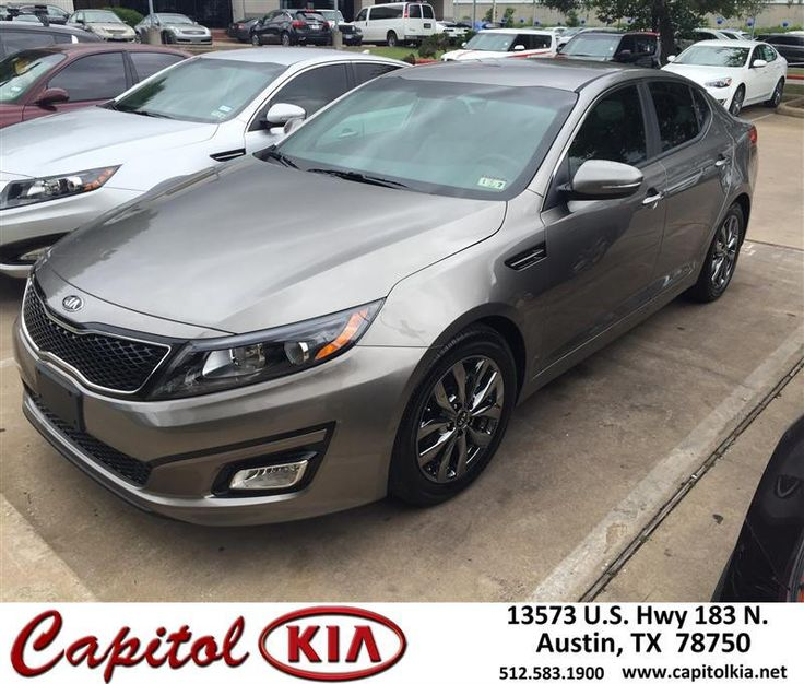 Congratulations to Susan  Lewis on your #Kia #Optima purchase from Ashley Adams at Capitol Kia! #NewCar