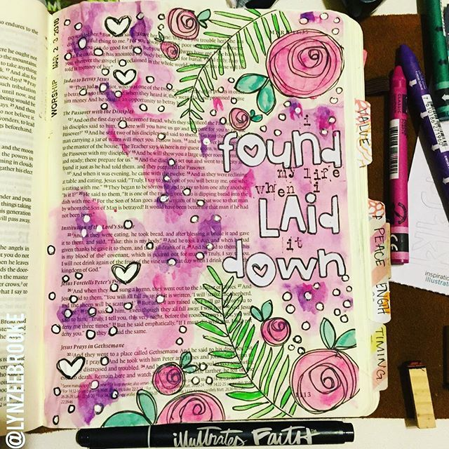 The Art of Bible Journaling: More Than 60 Step-by-Step Techniques for Expressing Your Faith Creative