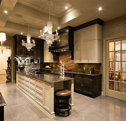Upscale Kitchen Cabinets: 17 Best Images About GOURMET KITCHENS On Pinterest