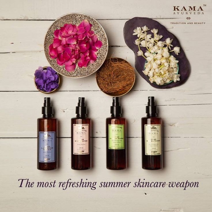 Look gorgeous with ayurvedic products at Kama Ayurveda.