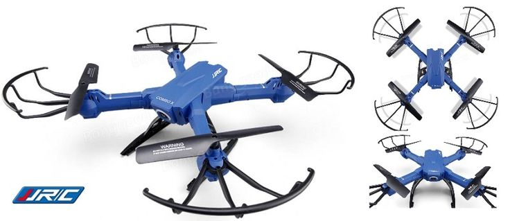 JJRC H38WH quadcopter with WiFi FPV and alt-hold. In order to allow convenient storing and transportation this JJR/C H38WH drone features removable arms.