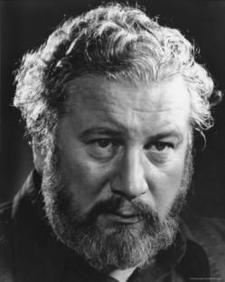 Peter Ustinov.. Best actor on best film ever done.. Quo Vadis. (where are you going )