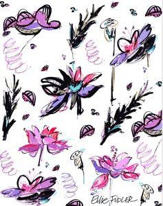Ellie Fidler, Orchid Fleur