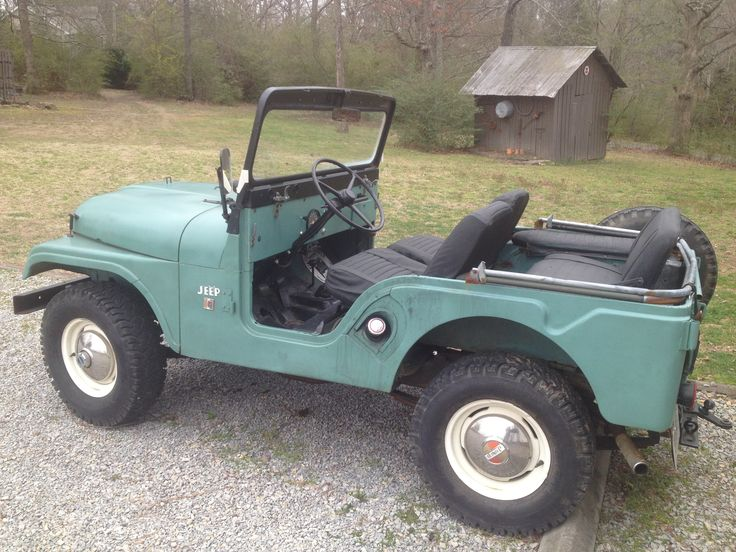 Jeep CJ 5 w/ Dauntless V6
