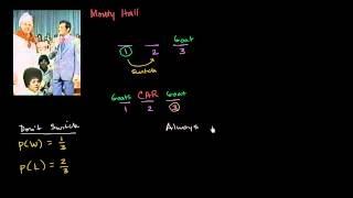 Monty Hall Problem, via YouTube.