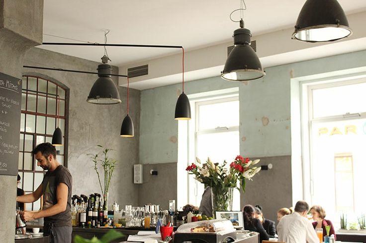 Cafe Menta. Radetzkyplatz 4. 1030 Vienna.