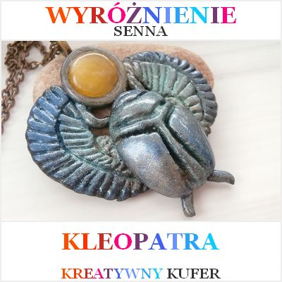 Wyniki Wyzwania Wyjątkowe Kobiety - Kleopatra   Kreatywny Kufer