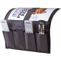 Media Living Series Over-the-Arm Remote Caddy // Description OVER-THE  sc 1 st  Pinterest & 32 best Remote Control Holders images on Pinterest | Sewing ideas ... islam-shia.org
