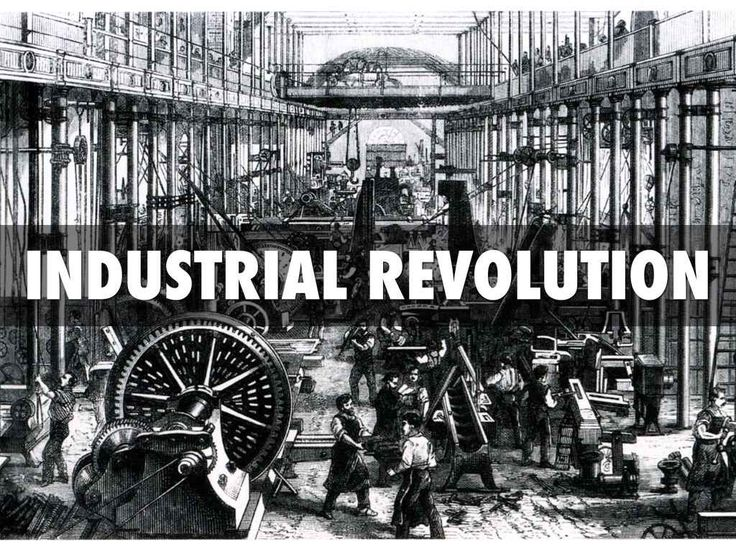 the effects of the industrial revolution in north america The british agricultural revolution refers to the period of change from the  traditional to modern  the effects of the revolution were immense and far- reaching.