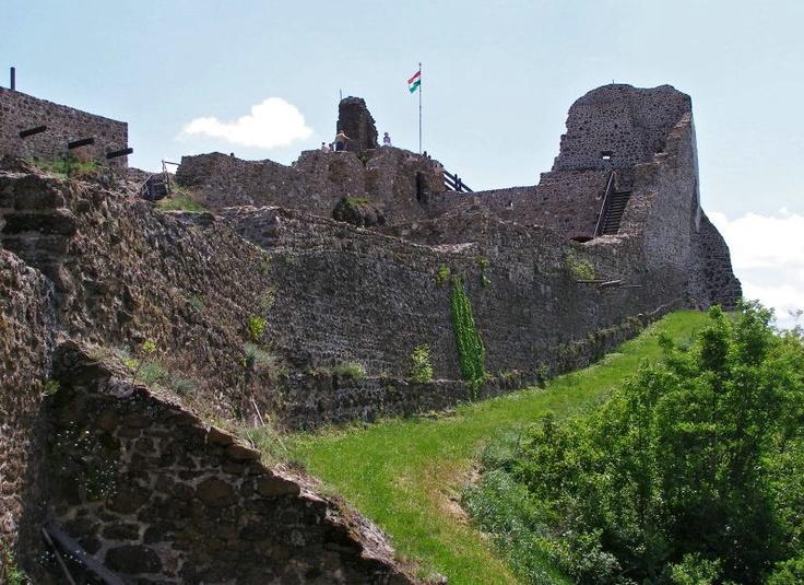 Szigligeti vár, Hungary