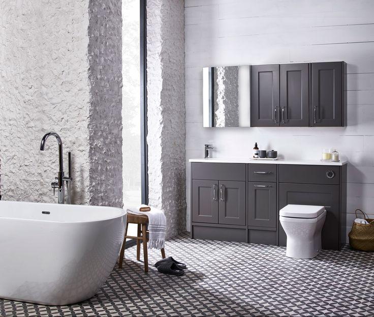 Grey Roper Rhodes bathroom