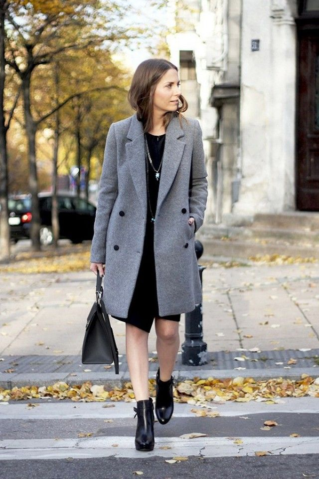 An Ultra Chic Way To Wear Ankle Boots The Office