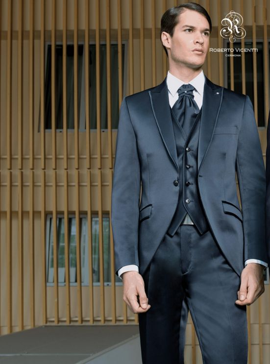 13 best Roberto VIcentti 2016 images on Pinterest | Groom suits ...