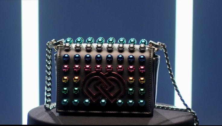 A collection reminiscent of the eccentricity and glitz of the glam rock era. Shop #D2Bags at Dsquared2.com