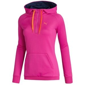 PUMA Lifestyle Hoodie - Women's - Sport Inspired - Clothing - Violet