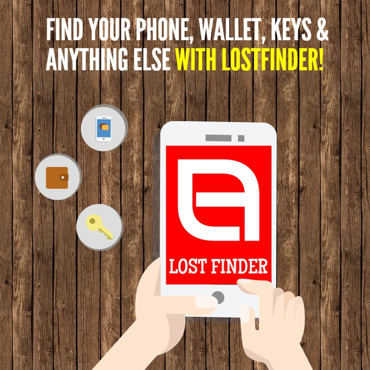 """""""Find your phone, wallet, keys & anything else with LostFinder!""""- The Lostfinder app is a wonderful tool that allows you to find your misplaced items. Phone, wallet, keys, or even your umbrella, Lostfinder is here to help you be reunited with your belongings. The app will let you network with others who might have found your cherished possession and increase your chances of finding your lost item. We lead such busy lives that we will not immediately notice that we lost something,"""