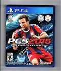 Pro Evolution Soccer 2015 (Sony PlayStation 4 2014)
