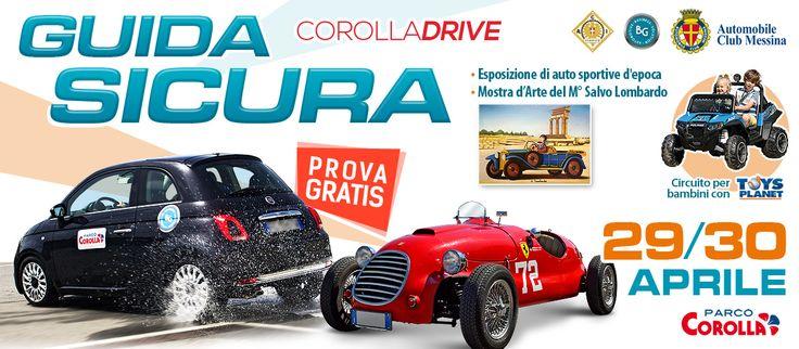 Corolla Drive - Guida Sicura 2017 - Eventi Parco Corolla