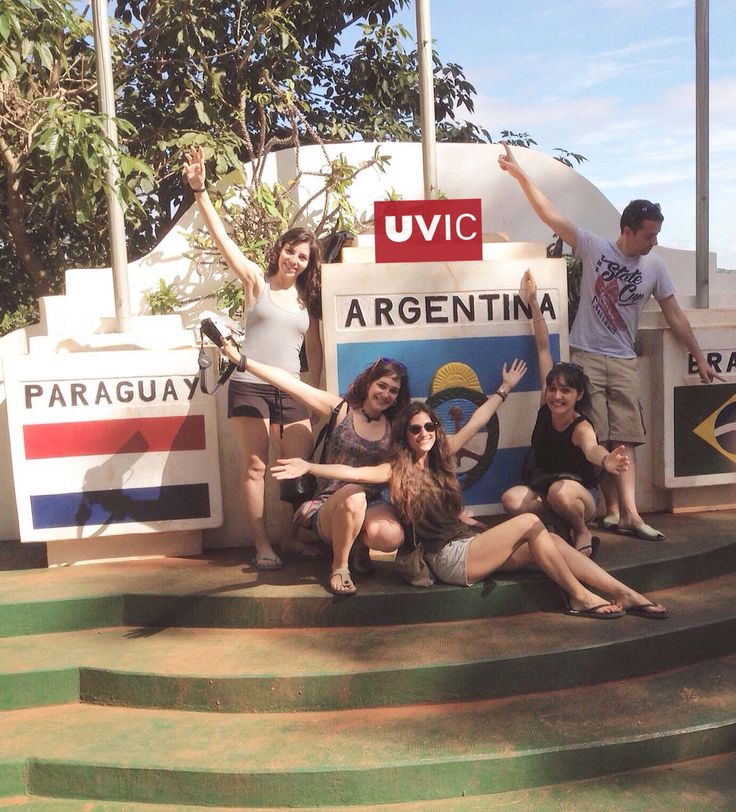 Sophie Brun, estudiant de Fisioteràpia, a realitzat les pràctiques a Argentina i en deixa aquesta fotografia per al concurs La UVic al Món i aquesta frase: 'Mou-te per créixer, aprendre i descobrir' #CampusInternacional #UVic #uviclife #LaUVicAlMón #fisioterapia #argentina