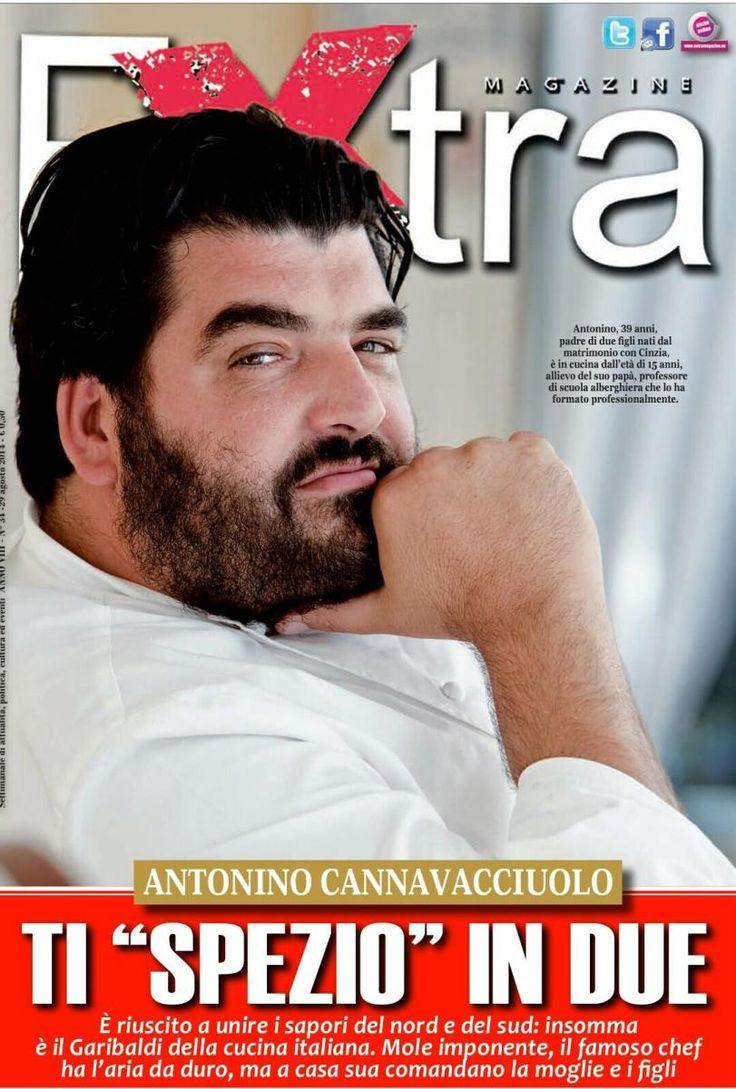 """Intervista a Chef Antonino Cannavacciuolo: Ti """"spezio"""" in due"""