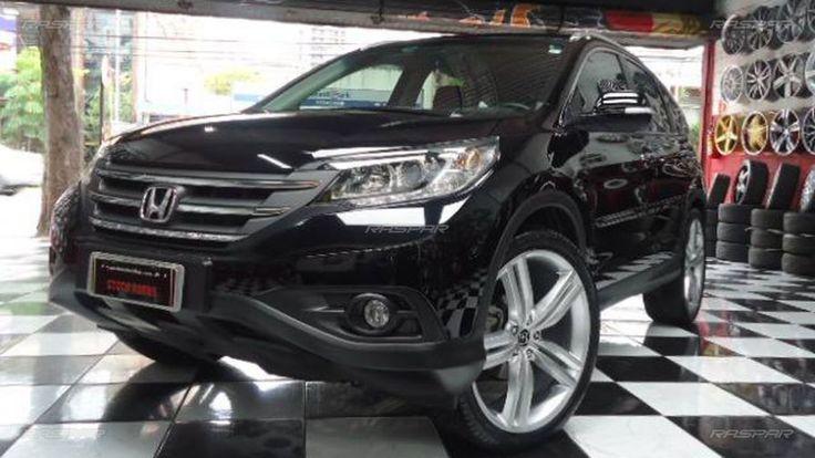 """Honda CRV 2014 com rodas   aro 22""""  foto 2"""