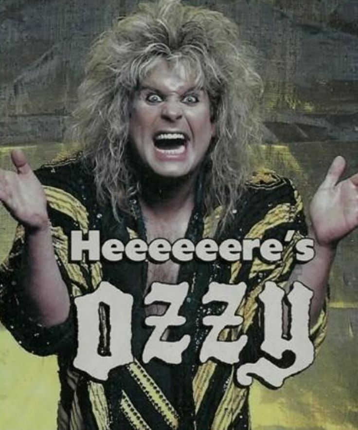 Ozzy Osbourne Photo:  This Photo was uploaded by rolltider17. Find other Ozzy Osbourne pictures and photos or upload your own with Photobucket free image...