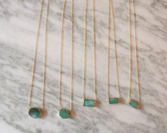 Gioielli e accessori minimal fatti a mano. di ariannathings