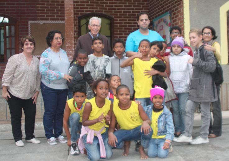 Movimento Pró-Criança faz a diferença em São Gonçalo