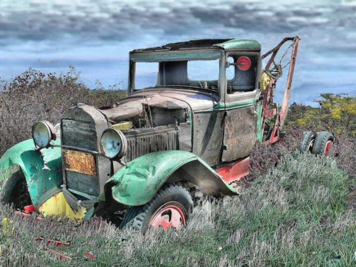 old+abandoned+cars+trucks+and+trains | finalist old pick up artist description just happened upon this old ...