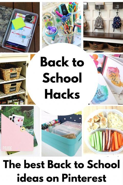 Back to School Hacks   Princess Pinky Girl