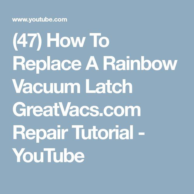 654a7132d374ed1f833a07db3221780b best 25 vacuum repair ideas on pinterest vacuums, diy bag  at bayanpartner.co