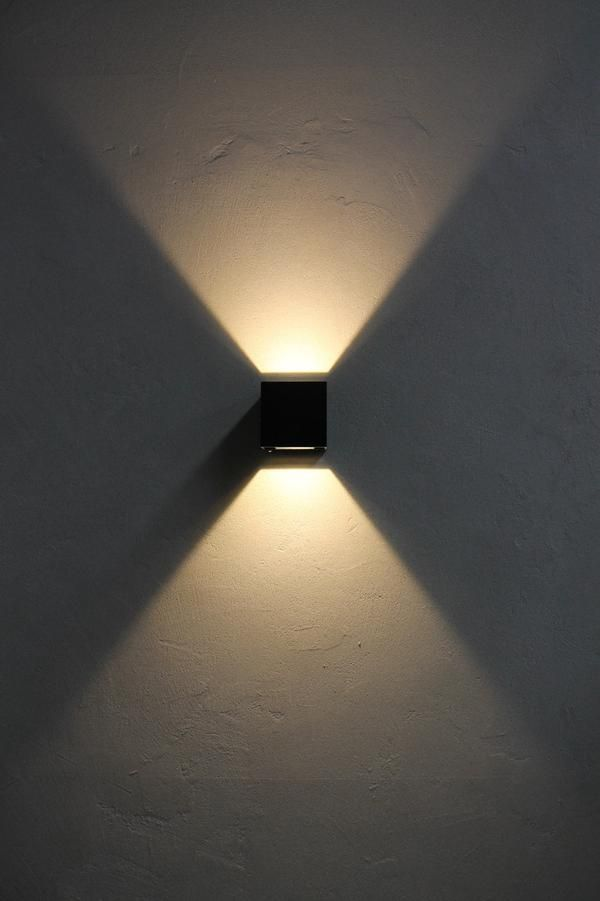 Led Up Down Outdoor Wall Light Modern Outdoor Lighting Outdoor Wall Lighting Exterior Wall Light