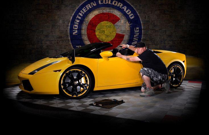 Automotive paint bumper and body repair loveland colorado